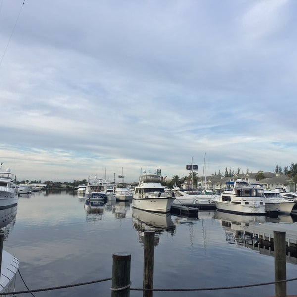 Photo taken at Marina Bay Marine Resort by Ian T. on 2/16/2016