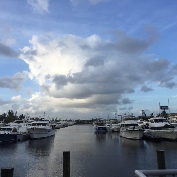Photo taken at Marina Bay Marine Resort by Ian T. on 3/11/2016