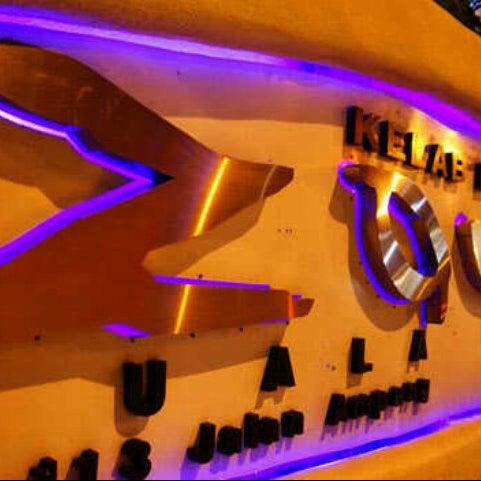 Photo taken at Zouk Club Kuala Lumpur by Yogi Y. on 10/10/2012