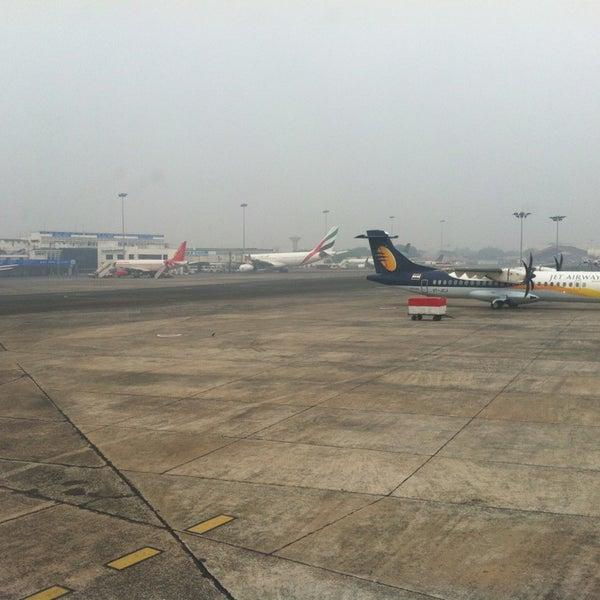 Photo taken at Netaji Subhash Chandra Bose International Airport (CCU) by Trayambak O. on 1/7/2013