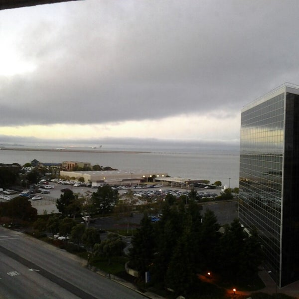 Photo taken at Hyatt Regency San Francisco Airport by Rich G. on 8/15/2013