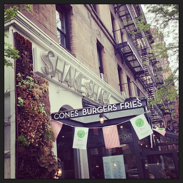 Photo taken at Shake Shack by James S. on 5/9/2013