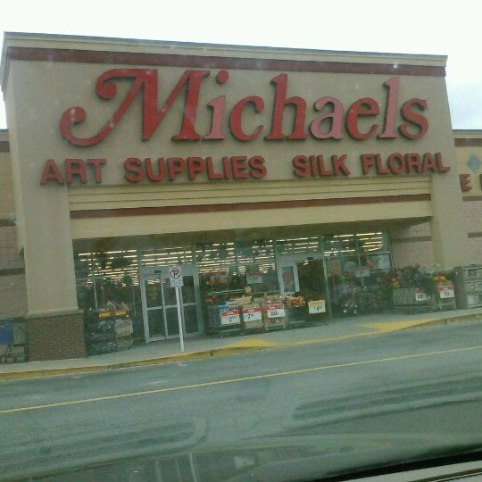 Michaels arts crafts store in smyrna for Michaels crafts online store