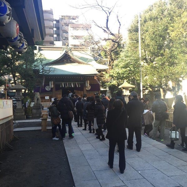 Photo taken at 大塚天祖神社 by 居酒家 秋. on 1/4/2016
