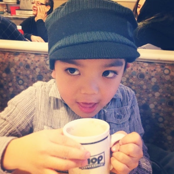 Photo taken at IHOP by Cristina D. on 1/25/2014