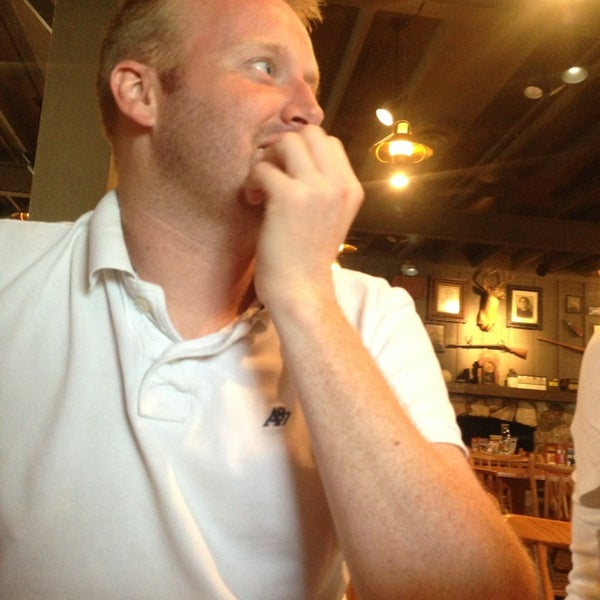 Photo taken at Cracker Barrel Old Country Store by Amos G. on 7/21/2013