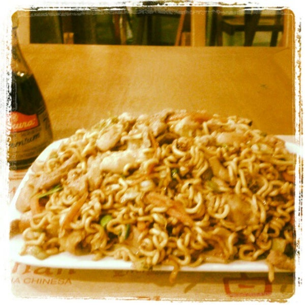 Photo taken at Mr. Chan Express by Domingos J. on 9/30/2012