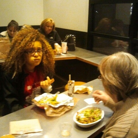 Photo taken at Chipotle Mexican Grill by Beth R. on 2/2/2013