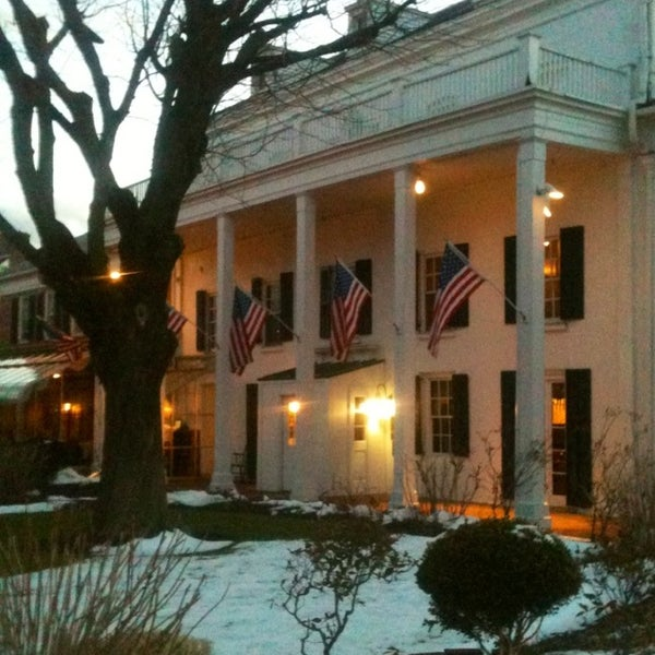 Photo taken at Beekman Arms-Delamater Inn by Paul B. on 3/23/2013
