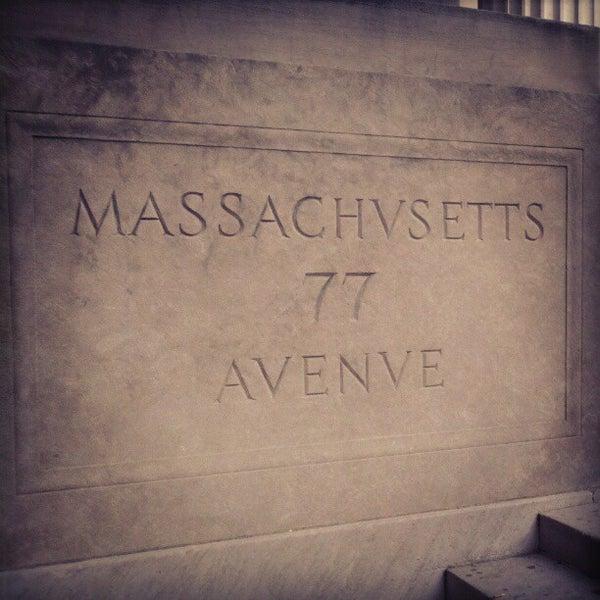 Photo taken at Massachusetts Institute of Technology (MIT) by iamreff on 10/27/2012