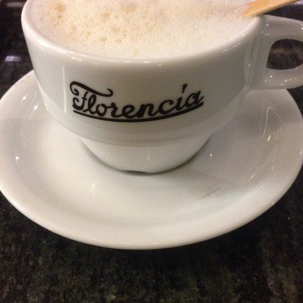 Photo taken at Florencia by Hedy v. on 1/10/2015