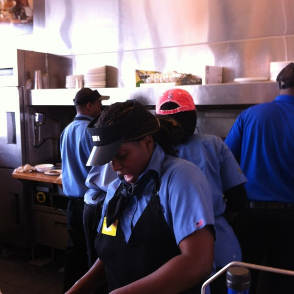 Photo taken at Waffle House by Dennis N. on 2/2/2013