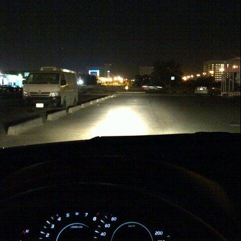 Photo taken at محطة الدبوس لغسيل السيارات by Dr. Sarounii on 2/9/2013