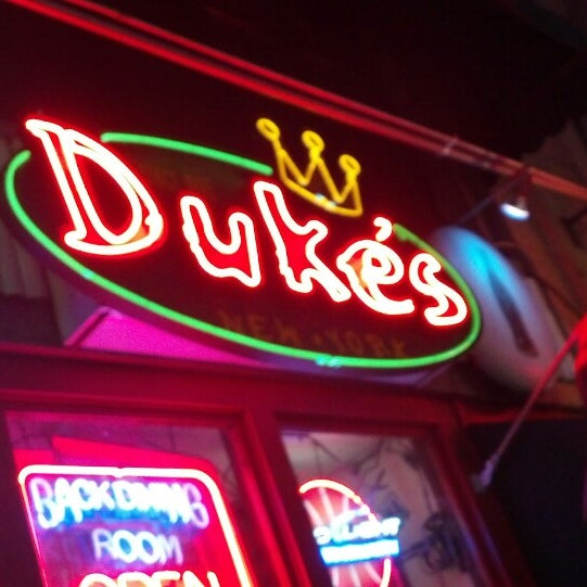 Photo taken at Duke's by Ken P. on 2/23/2013