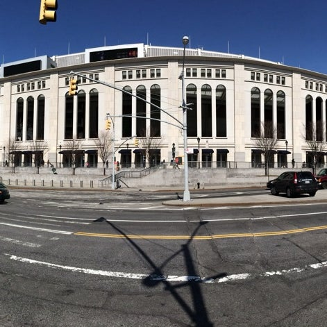 Photo taken at Yankee Stadium by Fermin A. on 3/14/2014