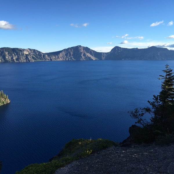 Photo taken at Crater Lake National Park by May L. on 9/8/2016