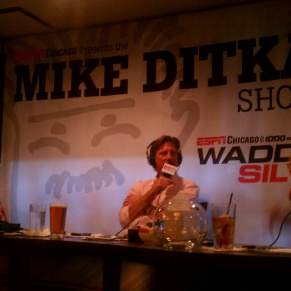 Photo taken at Ditka's by Tim W. on 9/12/2013