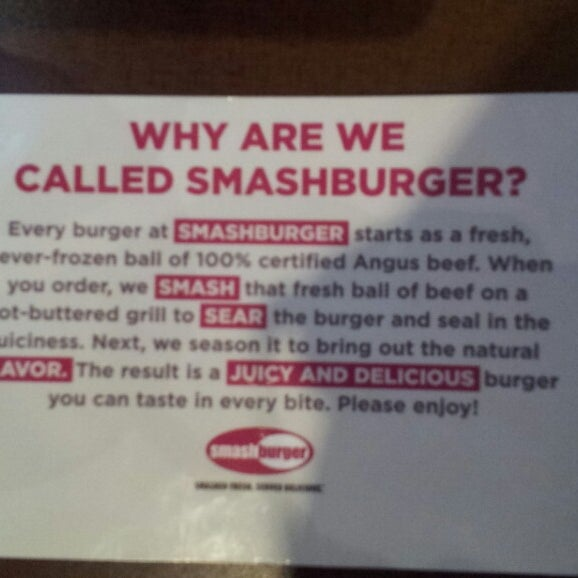 Photo taken at Smashburger by Darren L. on 5/14/2013