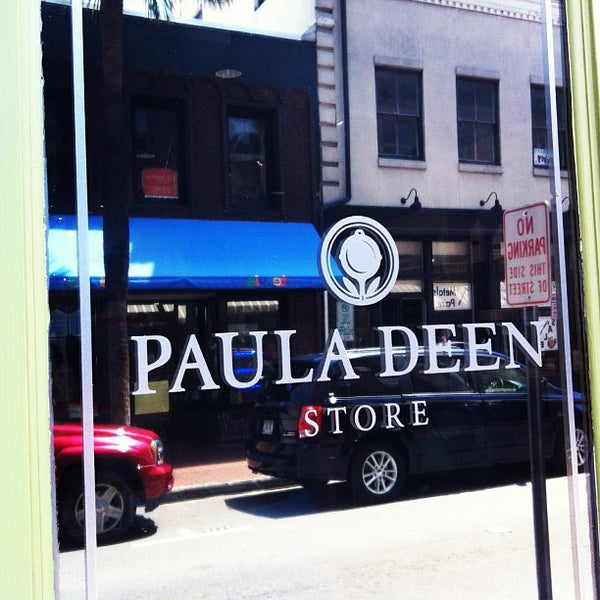 Photo taken at The Paula Deen Store by Stephen on 7/30/2013