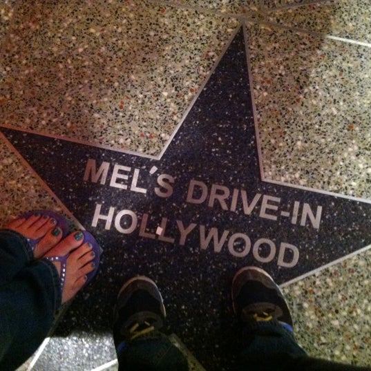 Photo taken at Mel's Drive-In by B. Tyler M. on 9/16/2012