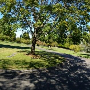 Photo taken at Evergreen Washelli by Richard F. on 9/11/2014