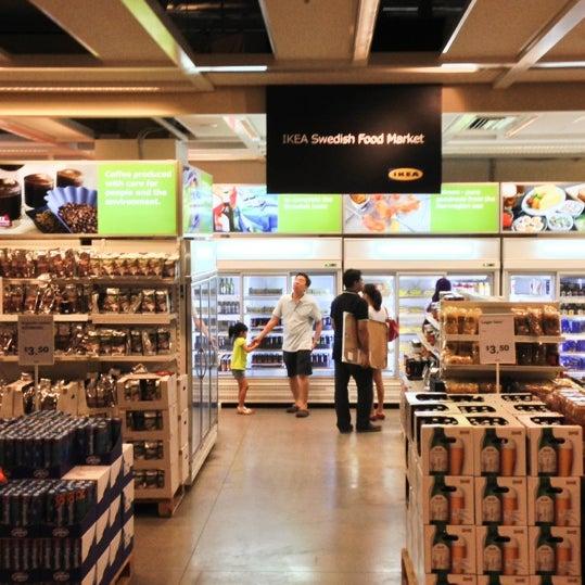 ikea swedish food market