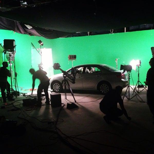 Photo taken at Studio Space Atlanta by Daniel M. on 2/11/2014