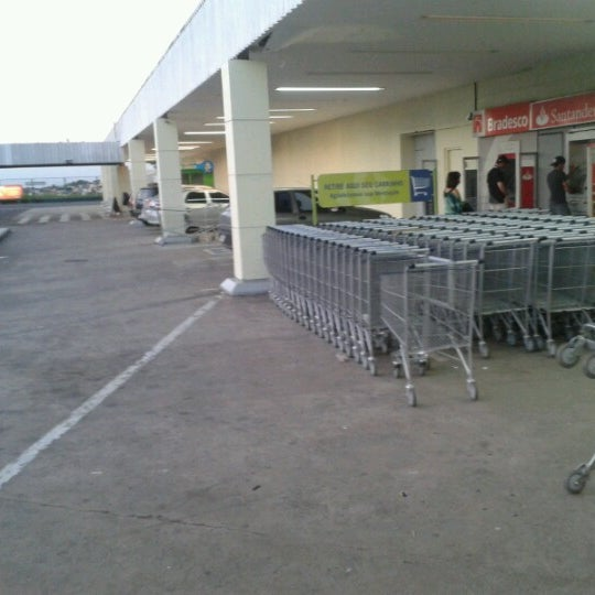 Photo taken at Carrefour by Daniel A. on 1/20/2013