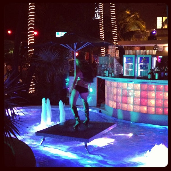 Photo taken at Clevelander South Beach Hotel and Bar by Brandy Michele A. on 4/7/2013