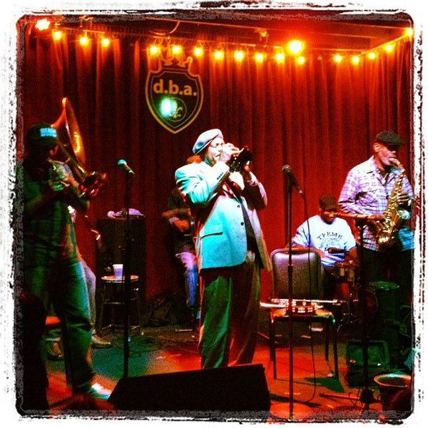 New Orleans Music Venues
