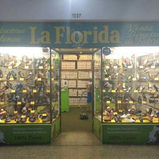 Calzados la florida arts crafts store in santiago for Art n craft store