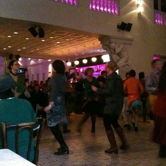 Photo taken at Vooruit Café by Pleun T. on 11/4/2012