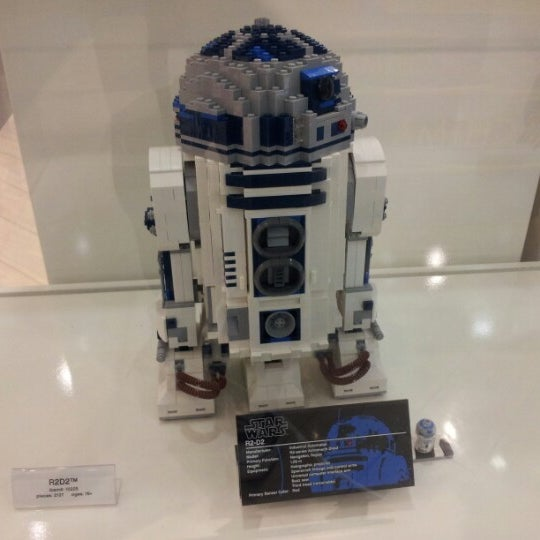 Photo taken at Lego Store by Lucas M. on 1/28/2013
