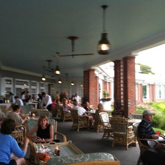 Photo taken at Chatham Bars Inn by Tim on 7/26/2012