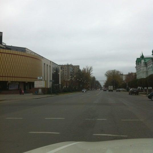 Photo taken at по городу))) by 🌸Yana🌸 I. on 10/26/2012