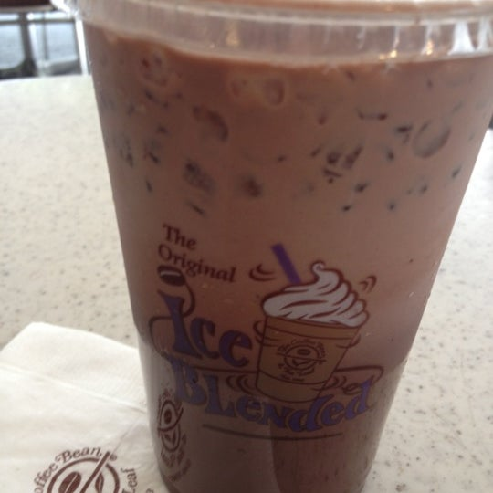 Photo taken at The Coffee Bean by May T. on 11/6/2012