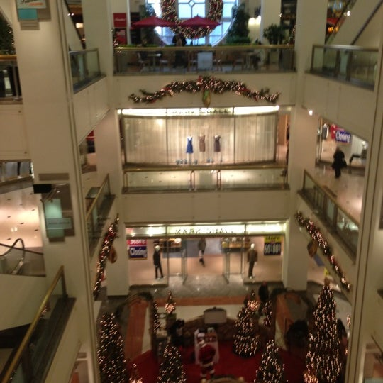 Photo taken at 900 North Michigan Shops by Jordan A. on 12/11/2012