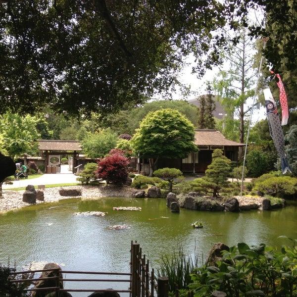 Japanese Inspired Garden In Grant Park: Japanese Tea Garden At Central Park