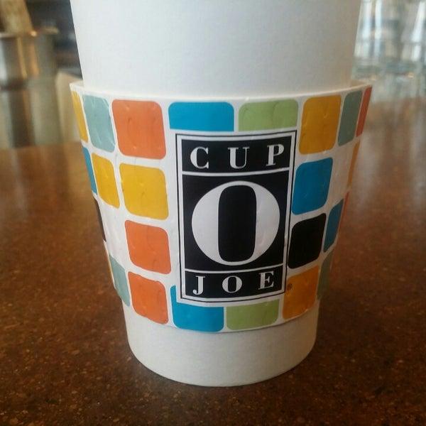 Photo taken at Cup O' Joe by Michael K. on 11/10/2015