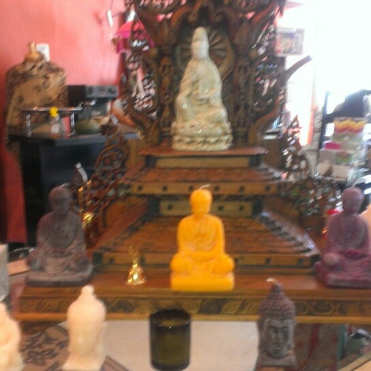Photo taken at Bagua Center by Janet F. on 7/6/2013