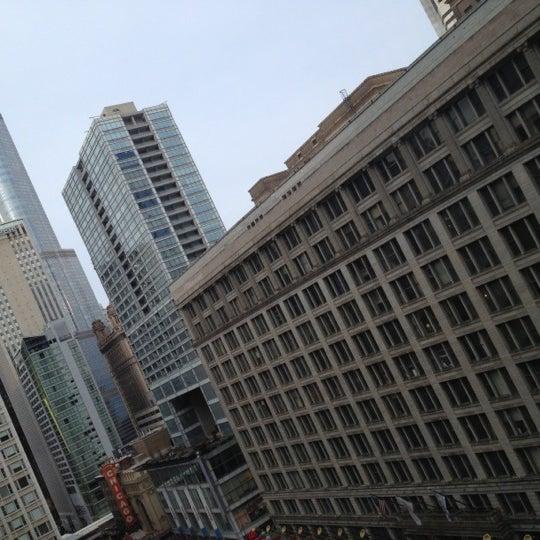 Photo taken at Hotel Burnham by Erin A. on 10/29/2012