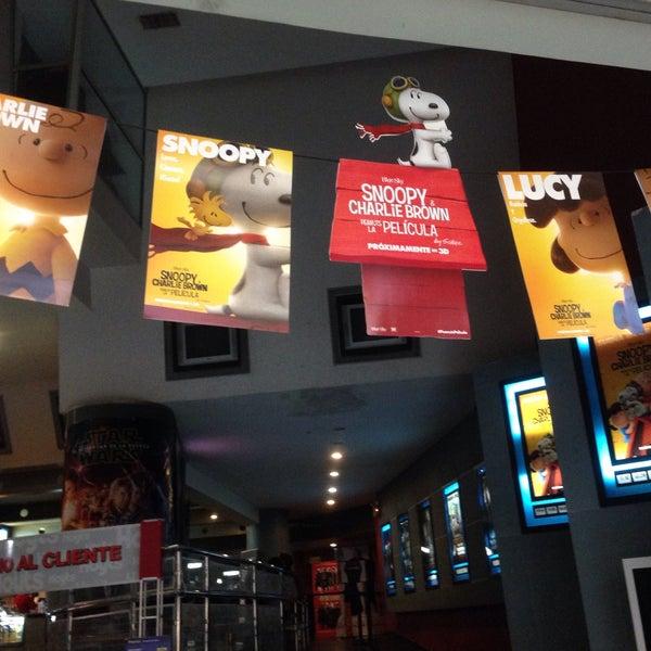 Photo taken at Cine Hoyts by Hugo R. on 1/12/2016