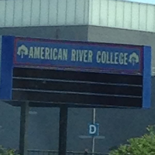 Photo taken at American River College by s M. on 5/10/2013