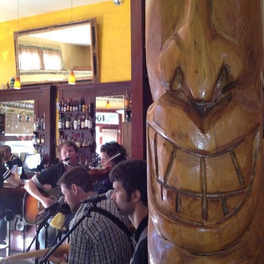 Photo taken at Atchafalaya Restaurant by Jeanne V. on 11/18/2012