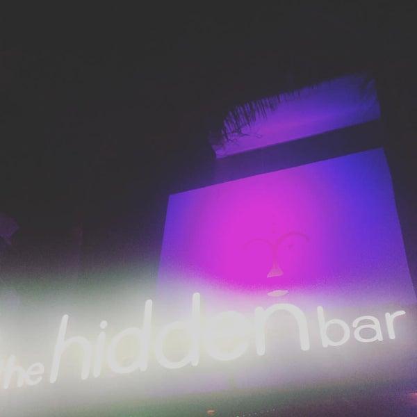 Photo taken at The Hidden Bar by Juan H. on 1/10/2016