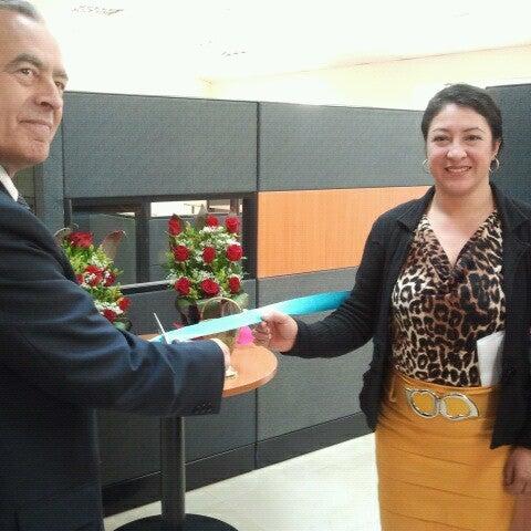 Photo taken at Universidad Técnica Particular de Loja by Fernando Z. on 6/4/2014