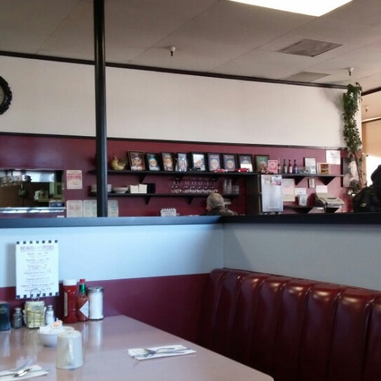 Photo taken at Mil's Diner by Alexey S. on 2/25/2015