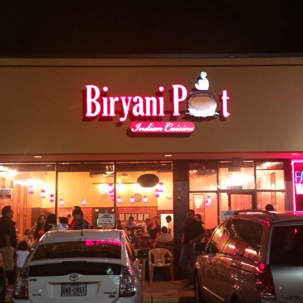 Indian Pot Restaurant Houston