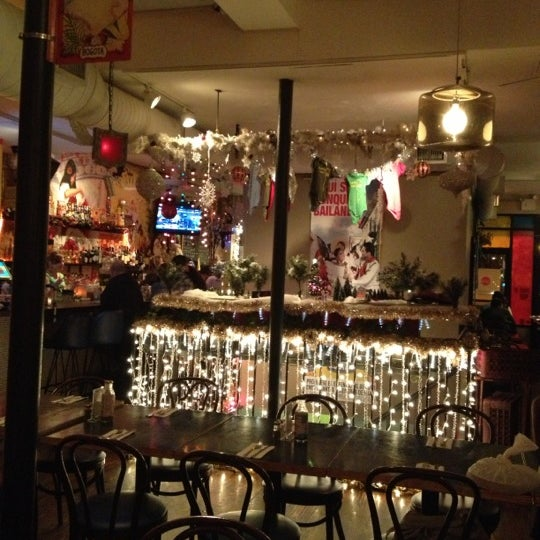 Photo taken at Bogota Latin Bistro by Anthony M. on 11/30/2012