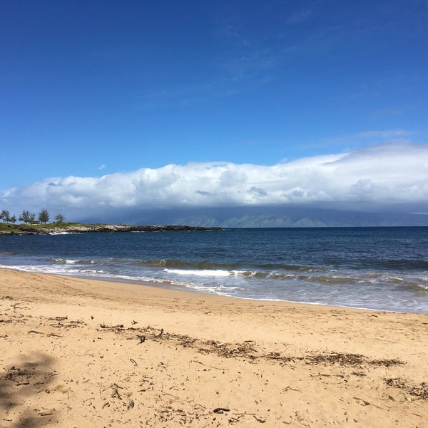 Photo taken at D.T. Fleming Beach Park by Joe L. on 9/20/2016